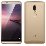 ZTE Axon 7S A2018 Mobile Phone 5.5inch 4GB RAM 128GB ROM Snapdragon 821 Quad Core Dual Cameras Fingerprint Smartphone