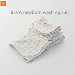xiaomi mijia BEVA 5 pcs / set 0-12 month baby cloth ,Antibacterial washing suit For mijia smart home