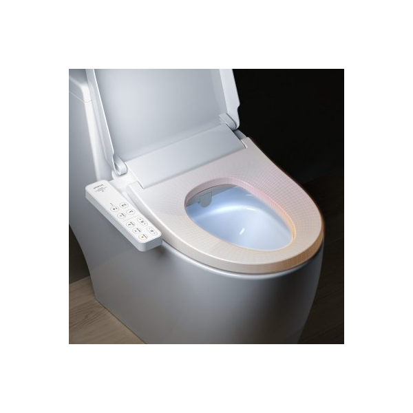 Miraculous Xiaomi Smartmi Smart Toilet Seat Water Heated Filter Beatyapartments Chair Design Images Beatyapartmentscom