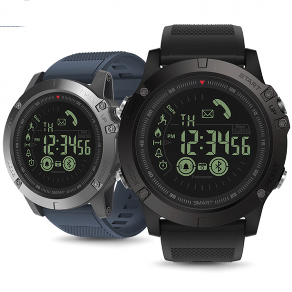 Zeblaze VIBE 3 Flagship Rugged Smartwatch 33-month Standby Time 24h