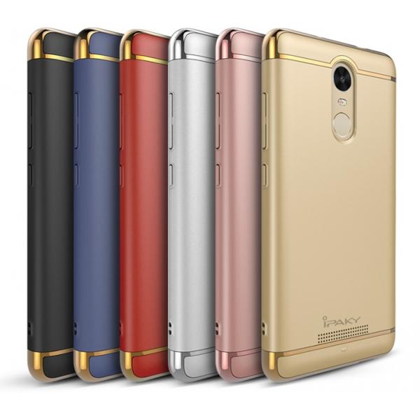 Softcase Carbon Fiber Anti drop TPU Soft Phone Cases For Xiaomi Redmi 4a Biru Navi Free