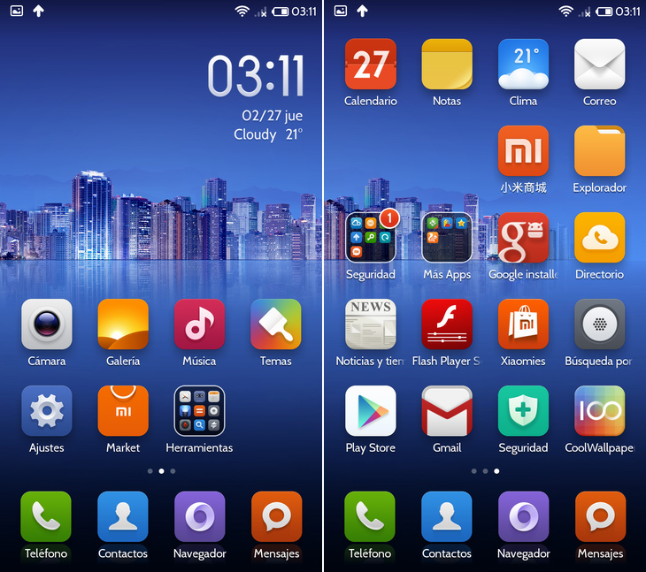 I'm looking for a nice icon pack - Themes - Xiaomi MIUI