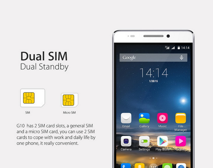elephone g10 3g smartphone with android 4 4 os mt6582 quad core 2mp rh spemall com BlackBerry User Guide Manuals Samsung Smartphone User Manual