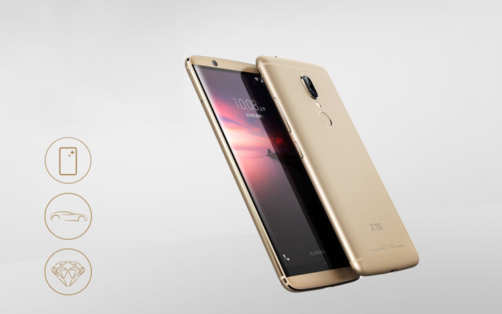 2019 ZTE Nubia Z17 Mini Smartphone 5 2'' Snapdragon 653 Octa Core 4GB RAM  64GB ROM 4G LTE Dual 13 0MP Rear Camera Android 6 0 From Houxing78615,